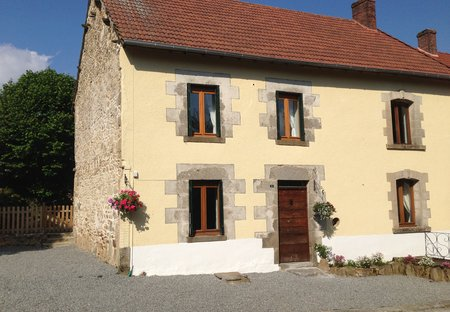 Cottage in Janaillat, France