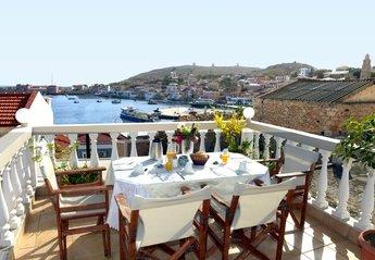 Apartment in Halki, Greece