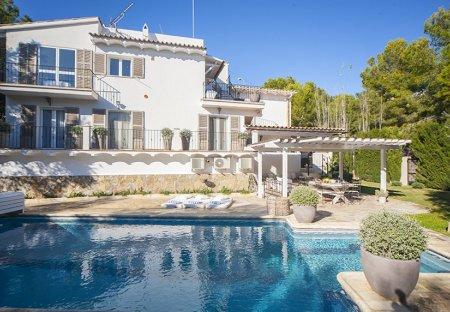 Villa in Costa de la Calma, Majorca