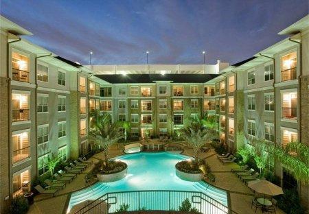 Apartment in Houston, Texas