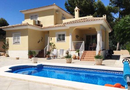 Villa in Tibi, Spain