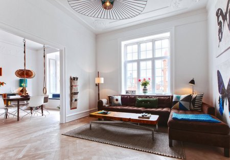 Apartment in Frederiksberg, Denmark