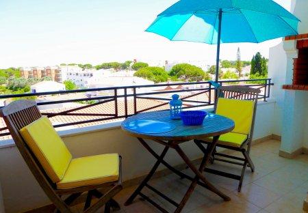 Apartment in Várzeas de Quarteira, Algarve