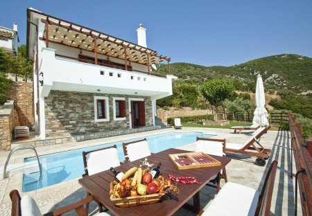 Villa in Skopelos, Greece