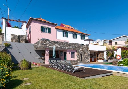 Villa in Lombo da Estrela, Madeira