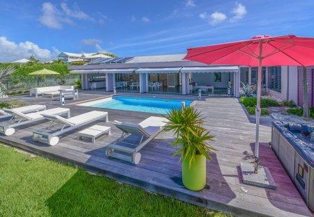 Villa in Saint-François, Guadeloupe