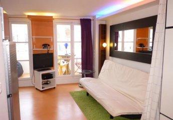 Studio Apartment in Arts et Metiers, Paris