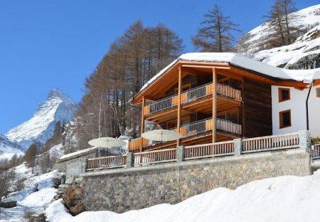 Villa in Zermatt, Switzerland