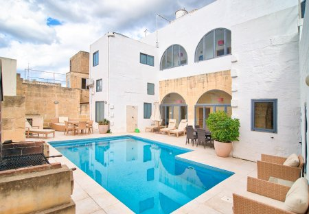 House in Xewkija, Malta