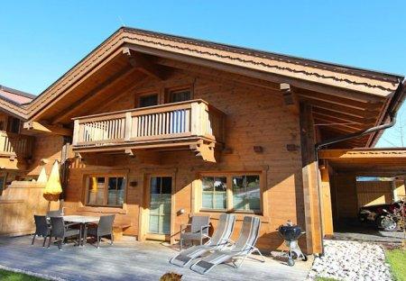 Villa in Finkenberg, Austria