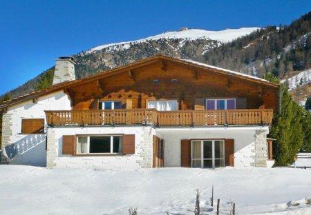 Villa in Pontresina, Switzerland