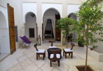Riad in Medina, Morocco