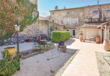 Villa in La Bastide-des-Jourdans, the South of France