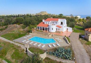 Villa in Lindos, Rhodes