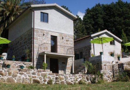House in Senhora das Almas, Portugal