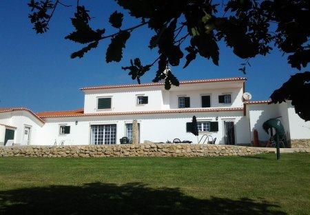 House in Ribamar, Portugal