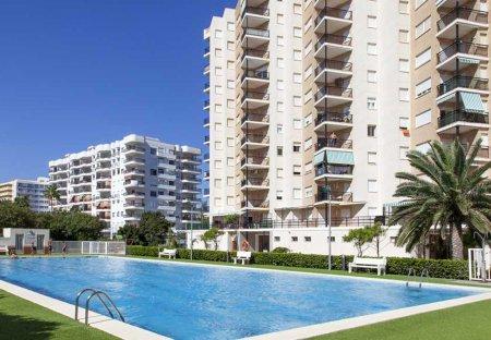 Apartment in Grau i Platja, Spain