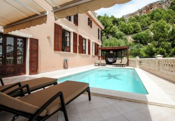 Villa in Canyamel Coves, Majorca