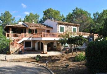 House in Alaró, Majorca