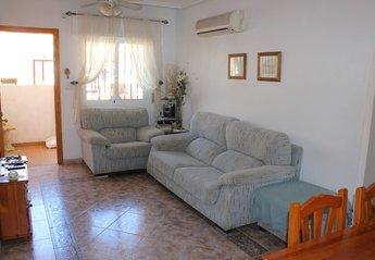 Duplex Apartment in La Zenia, Spain: Lounge area