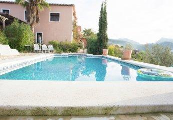 House in Bolulla, Spain