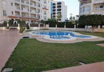 Apartment in Pla Parcial Platja, Spain