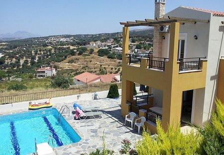 Villa in Agia Triada, Crete: Villa Jenna
