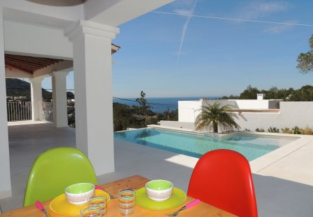 House in Cala Vadella, Ibiza