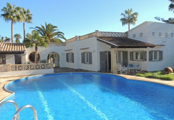 House in Cala Murada, Majorca