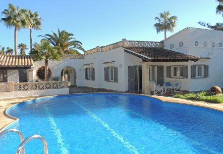 House in Cala Murada, Majorca