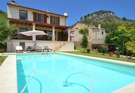 House in Caimari, Majorca
