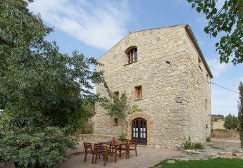 House in Calonge de Segarra, Spain