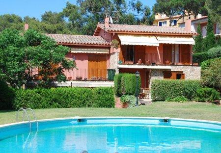 House in Llafranc, Spain