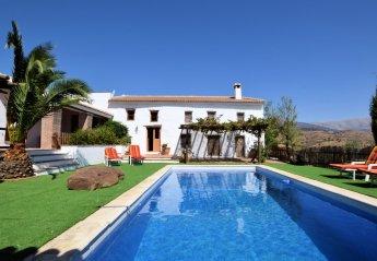 House in Almáchar, Spain