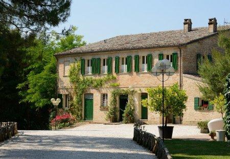 Villa in Mondavio, Italy