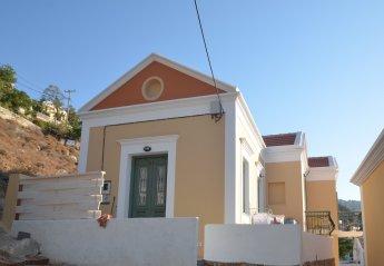 House in Symi, Greece