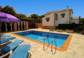 Villa in Frigiliana, Spain