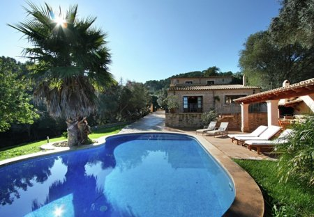 House in Petra, Majorca