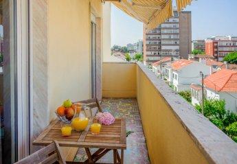 Apartment in Costa da Caparica, Lisbon Metropolitan Area