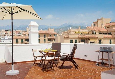 Apartment in Nerja, Spain