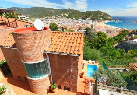 House in Tossa de Mar, Spain