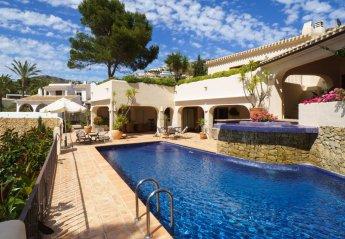 House in El Portet, Spain