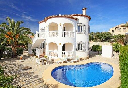 House in Costera del Mar, Spain