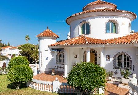 House in El Faro, Spain