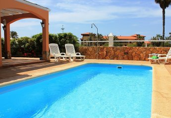 House in Urbanización Fuerteventura Golf Club, Fuerteventura