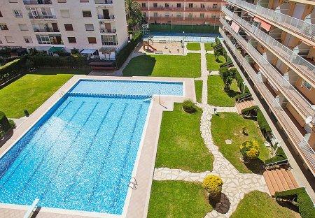 Apartment in Malgrat de Mar, Spain