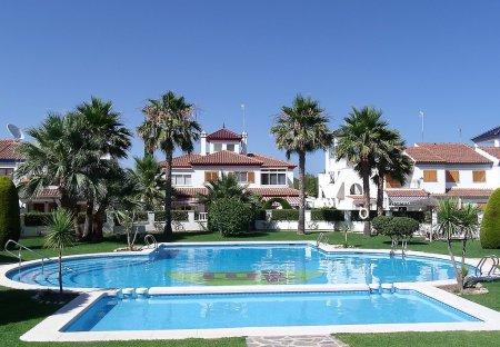 House in Mil Palmeras, Spain