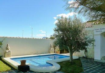 House in El Verger, Spain