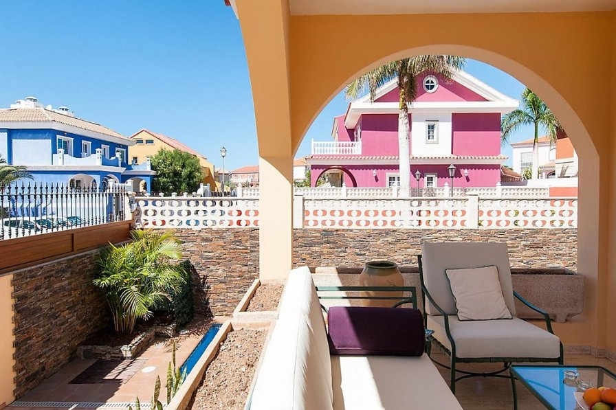 House to rent in sonneland gran canaria with private pool - Houses in gran canaria ...