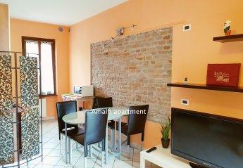 Apartment in Verona, Italy